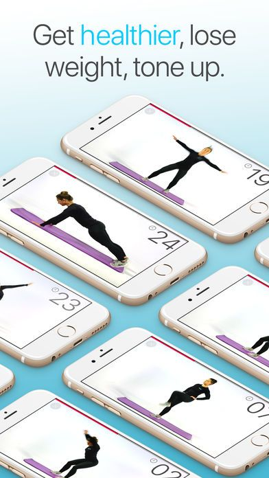 7 minute workout app lose weight
