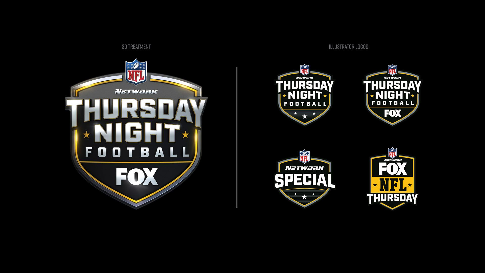 Thursday Night Football Fox Logo Thursday Night Football Nfl Network Fox Sports