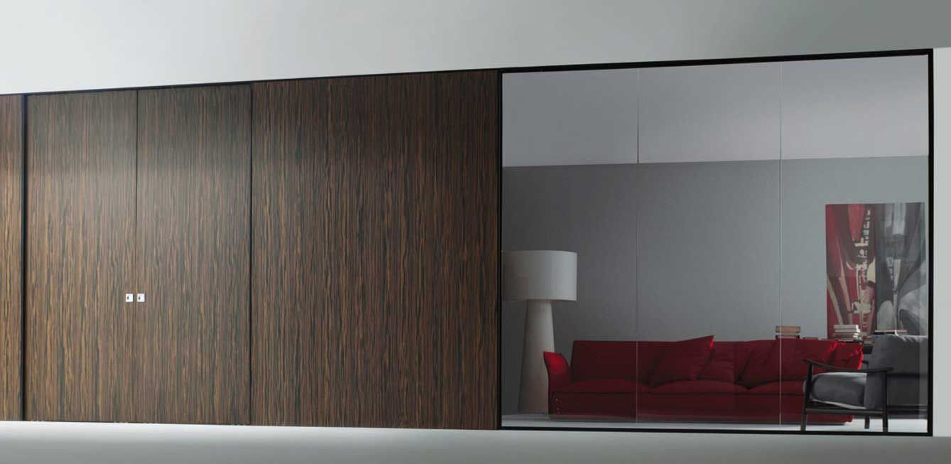 Shift Movable Modern Home Office Wall