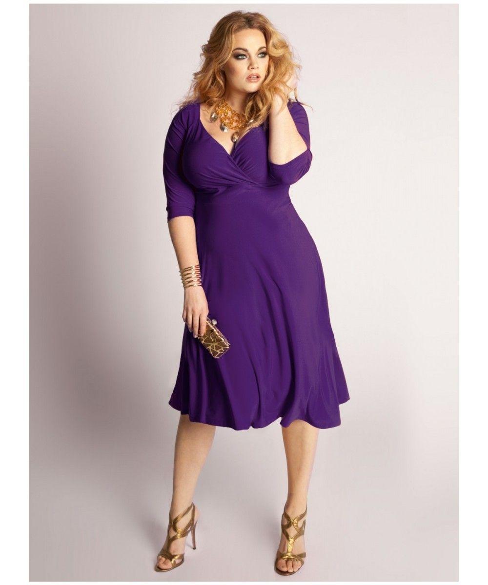 moda tallas grandes vipmujer vestidos | Vestidos de toda ocasión ...