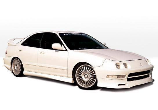 Acura Integra 4 Dr Urethane Full Body Kit 94 95 96 97 Type Ii Wings West Http Www Carbodykitstore Com Acura Integra Urethane Acura Integra Body Kit Acura