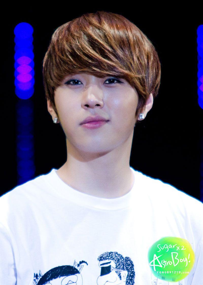 Junhyung Korean Singer Record Producer Yong Jun Hyung