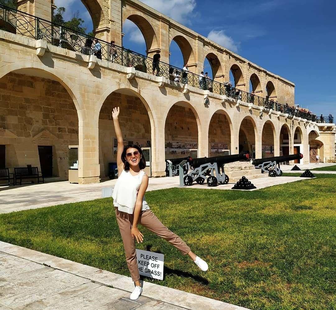 Valetta Malta Europe Ms Ms3 Meinsch Bilder Fur Sie Fur