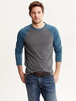 e664395b Vintage baseball tee | Banana Republic this + a beanie | Men's ...