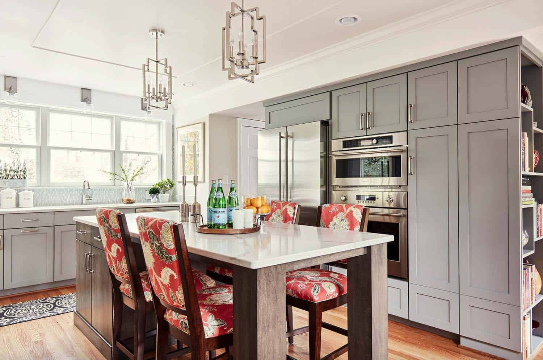 25 absolutely gorgeous transitional style kitchen ideas kitchen styling elegant kitchens on kitchen ideas elegant id=91765
