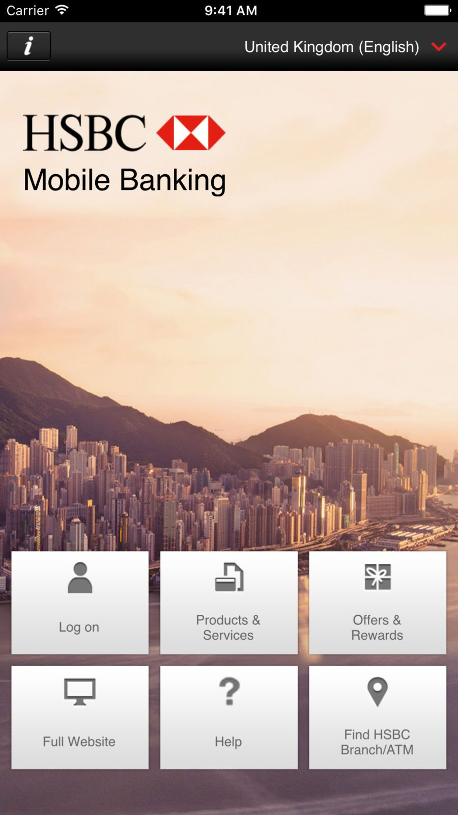 Hsbc Mobile Banking Ios Business App Apps With Images Mobile
