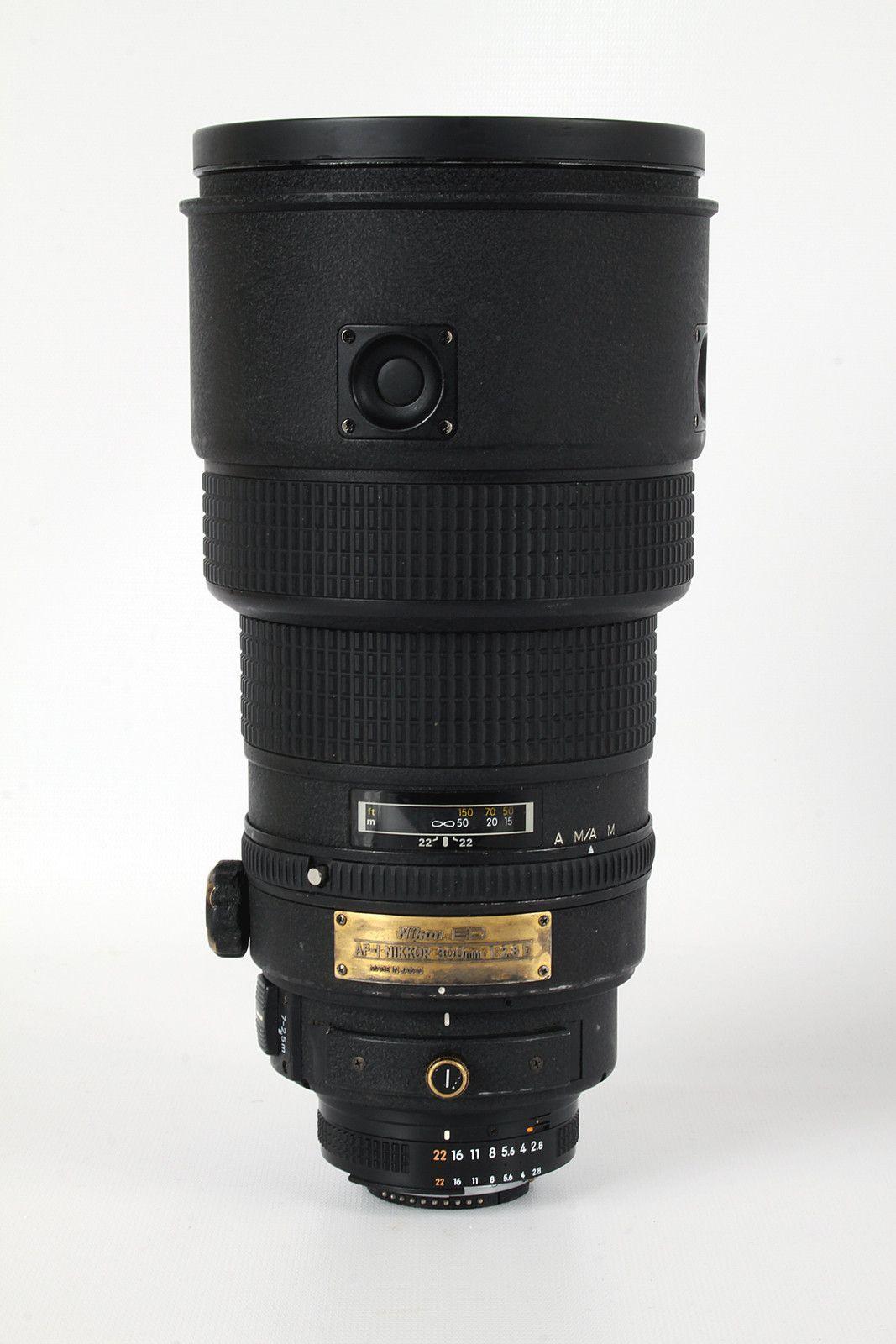 Nikon 300mm F 2 8 D Ed If Af I Performance Telephoto Lens 203550 19966 Nikon Nikon Lenses Camera Nikon