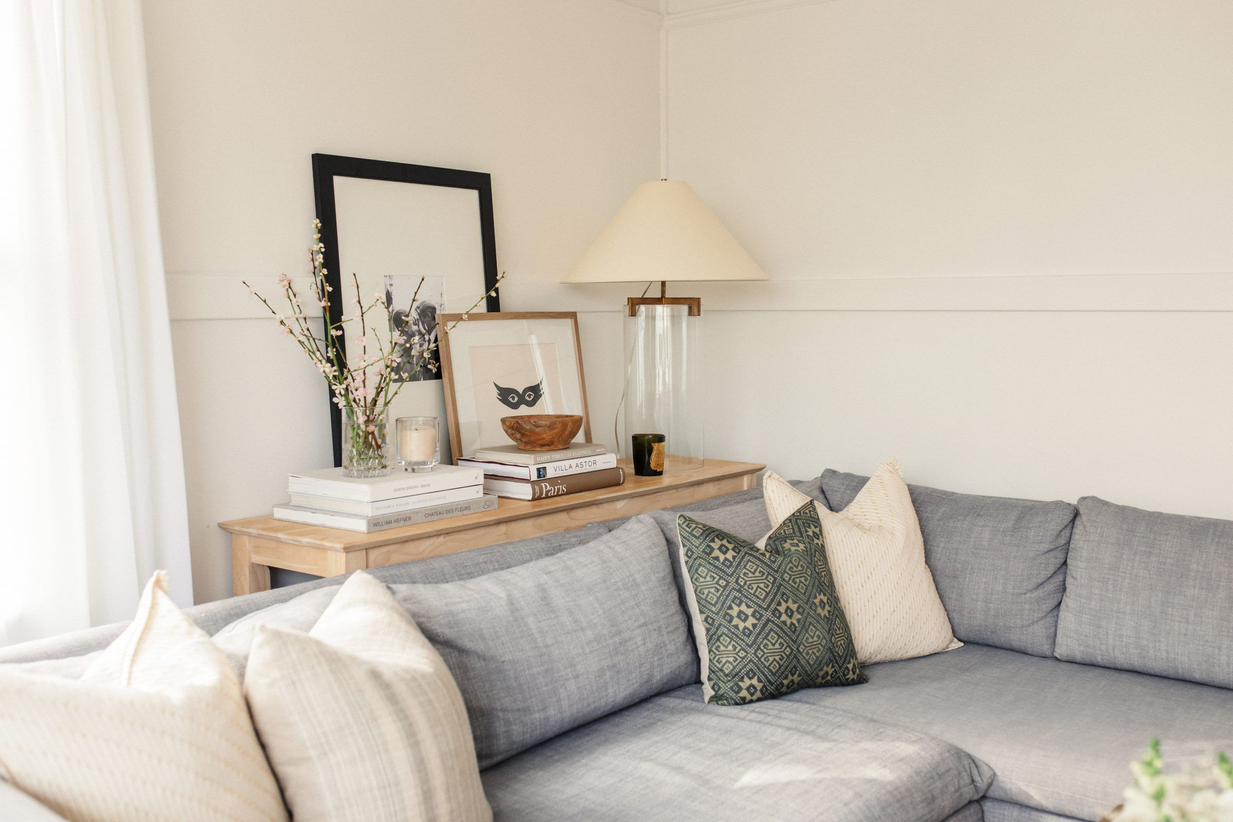 White Paint Guide Harlowe James Furniture Living Room Furniture Living Room #paint #my #living #room