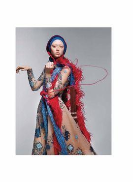Look by Lisa Eldridge: V Magazine