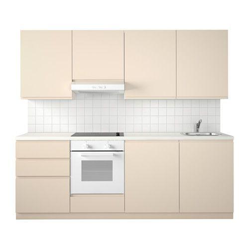 IKEA - METOD, Keuken, Voxtorp lichtbeige, , De MAXIMERA lade is - reddy küchen münster