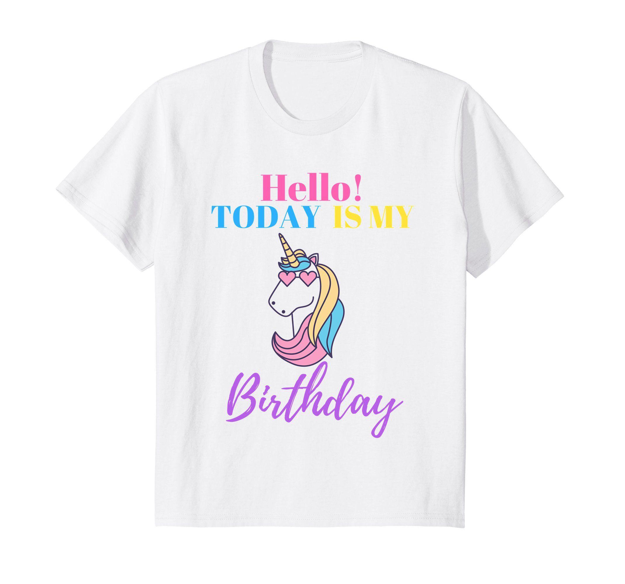 Amazon Hello Today Is My Birthday
