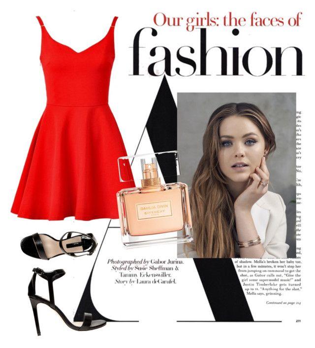 """18.07.2015"" by fashion-sense-xo ❤ liked on Polyvore featuring moda, Givenchy i Dorothy Perkins"