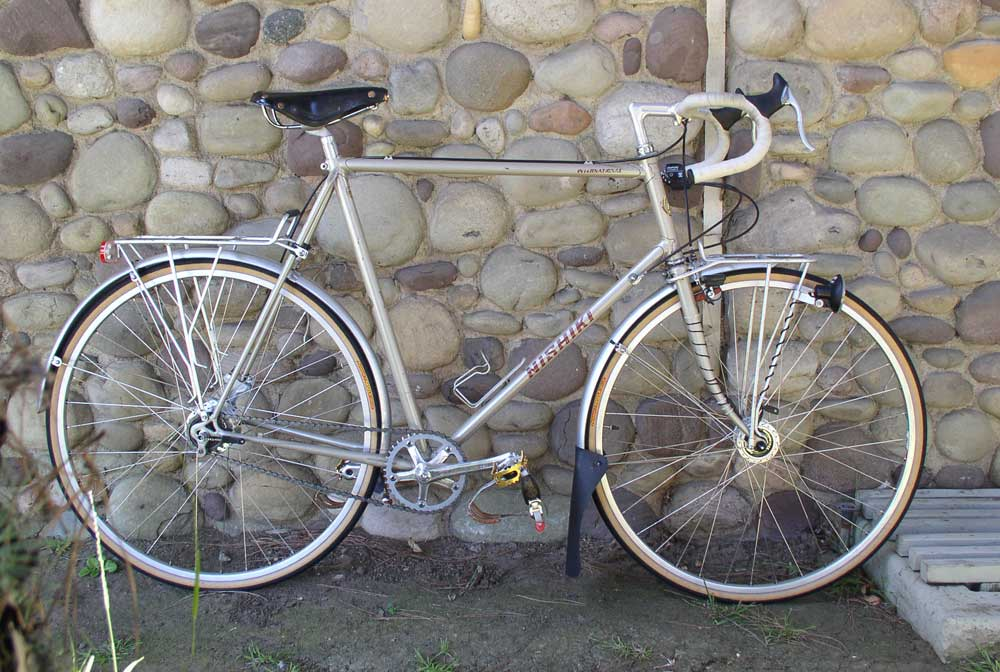 Jimmy And His Bridgestone Xo 3 Bridgestone Beautiful Bicycle Touring Bike