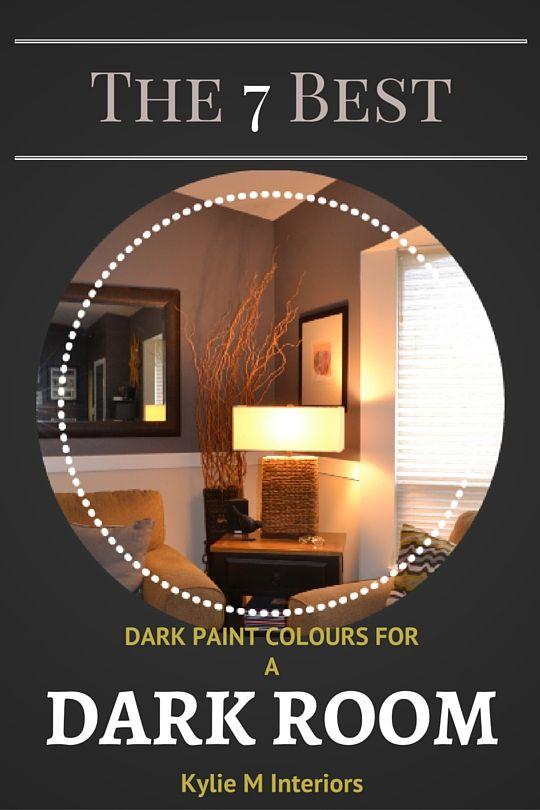 Basement Room Ideas Painting the 7 best dark colours for a dark room or basement   dark paint
