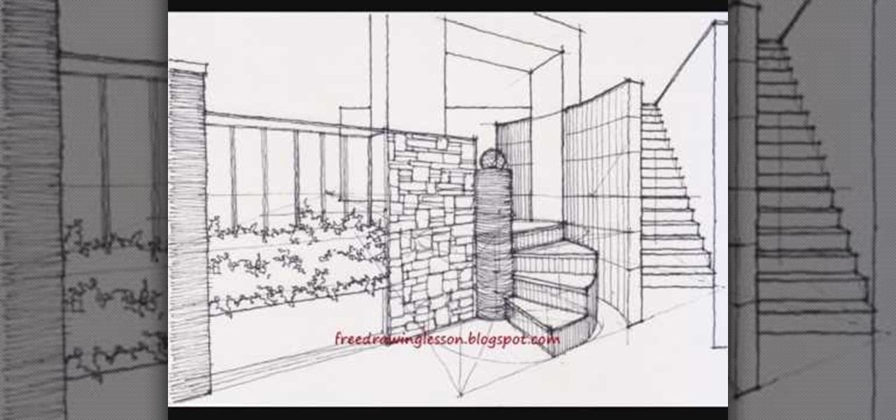 Best How To Draw A Spiral Staircase With Complex Levels 400 x 300