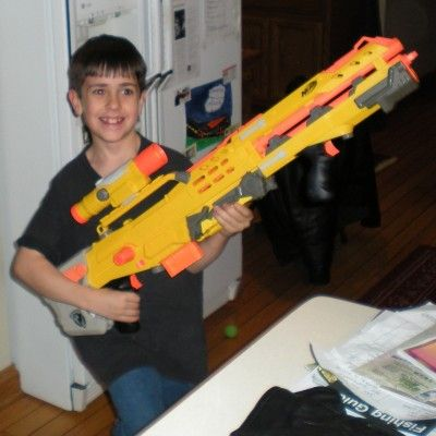 Walmart+Nerf+Sniper+Rifle | Spring Break 2010, IL : Part 1 ...