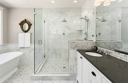 Best Bathroom Flooring Options With Images Bathrooms Remodel