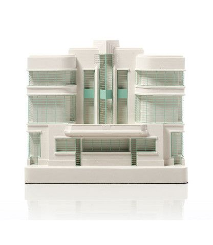 Chisel & Mouse - Hoover Building Model | DEVOTEDTO home to many Great British Design brands including GPlan Vintage and many more