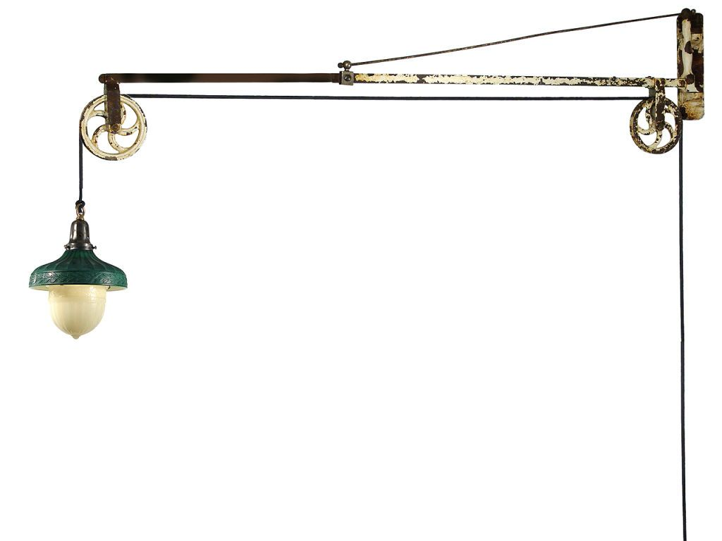 All Original Swing Arm Dental Pulley Lamp At 1stdibs In 2019 Lighting Hanging Lights Pulley