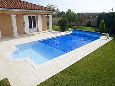 si quieres tener una piscina en un espacio reducido aqu