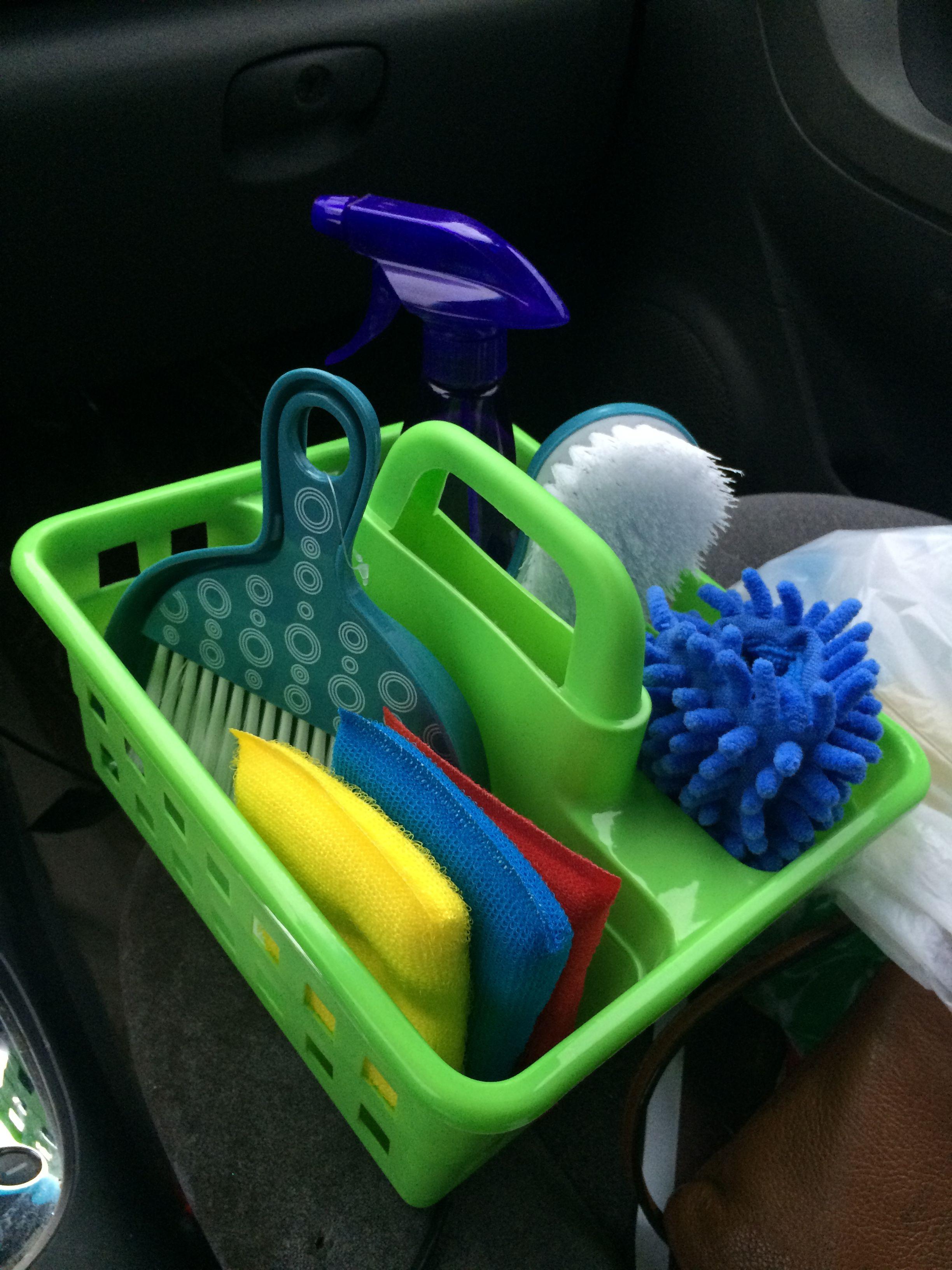 Dollar store cleaning kit for kids copycat melissa doug