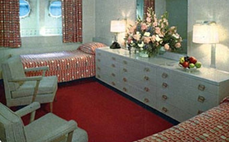 SS United States Stateroom