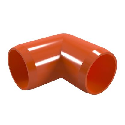90 Degree Furniture Grade Pvc Fitting Connector Furniture Grade Pvc Pvc Fittings Pvc
