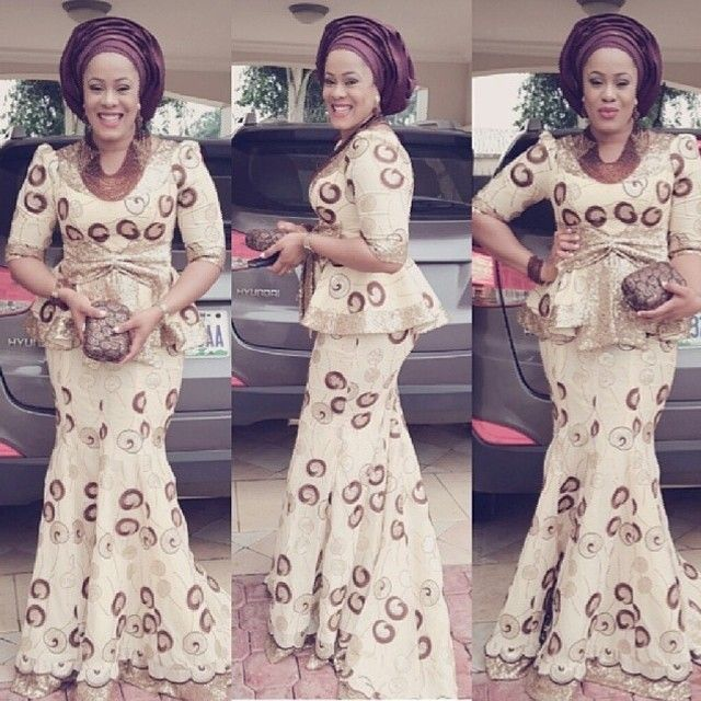 There are a lot of ways to get ourselves beautified in the same way as an  latest asoebi styles, Even if you are thinking of what to create and execute in the manner of an aso ebi style. Asoebi style|aso ebi style|Nigerian Yoruba dress styles|latest asoebi styles} for weekends come in many patterns and designs. #nigeriandressstyles There are a lot of ways to get ourselves beautified in the same way as an  latest asoebi styles, Even if you are thinking of what to create and execute in the manner #nigeriandressstyles