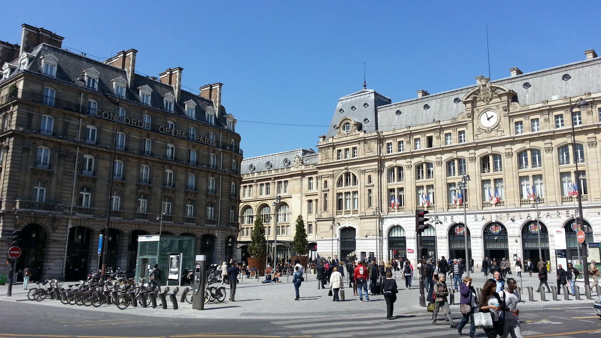 Paris 8e - Place du Havre.   Paris (75) T4(Paris, France ...