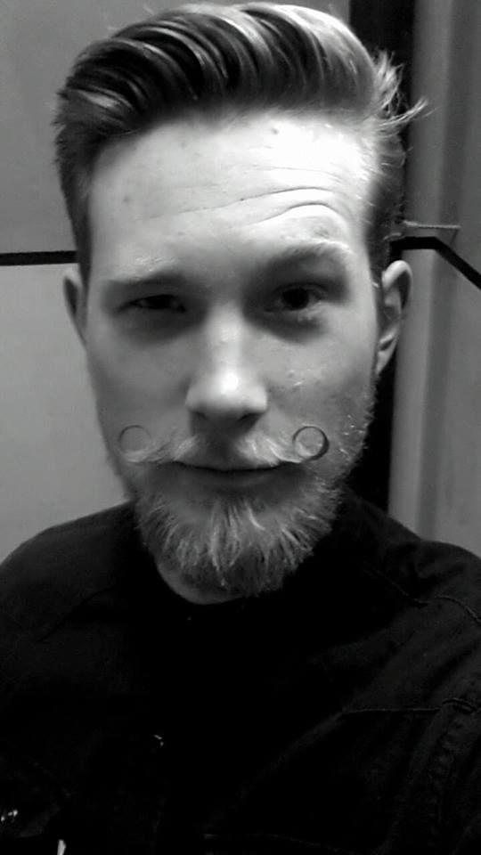 8th place in my Coiffured (Beard & Moustache) Champion Contest : Halvor Schjøtt Moen