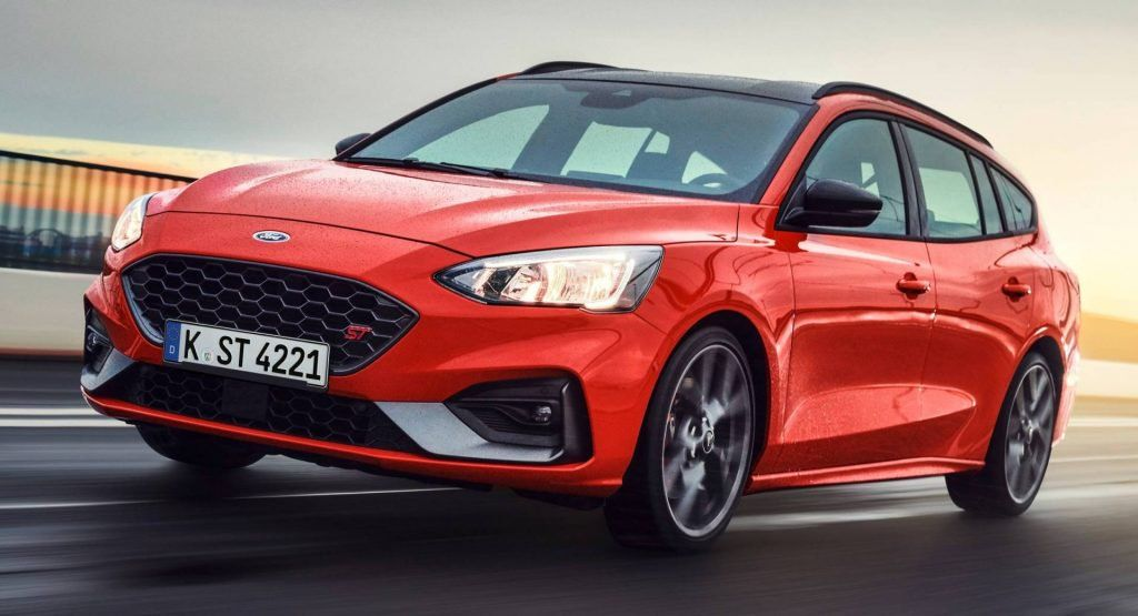 2019 Focus St Wagon Revealed As The Family Mans Fast Ford Ford