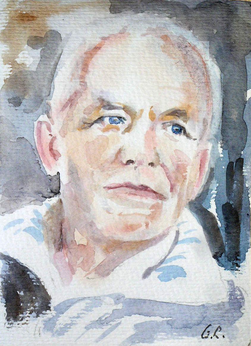 Portrait D Un Homme Avec Images Portrait Hommes Visage Profil