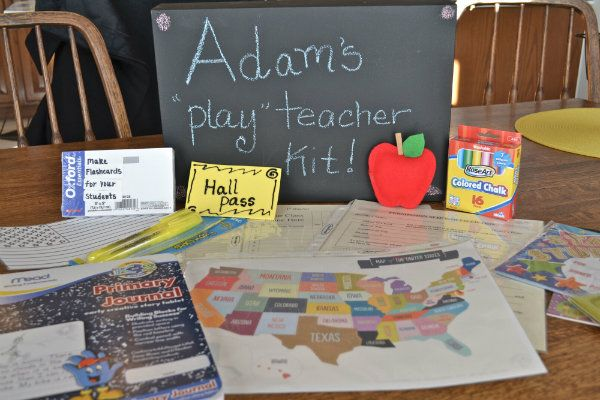 A Play Teacher Kit Kid Stuff Pinterest Homemade Christmas
