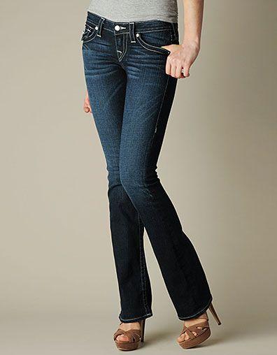 8ec28d84 True Religion Brand Jeans, TRUE-4244 Women's Becky Glitz And Glam W/ Silver  Crystal Pave Trim - Pony Express Dark, truereligionbrandjeans.com
