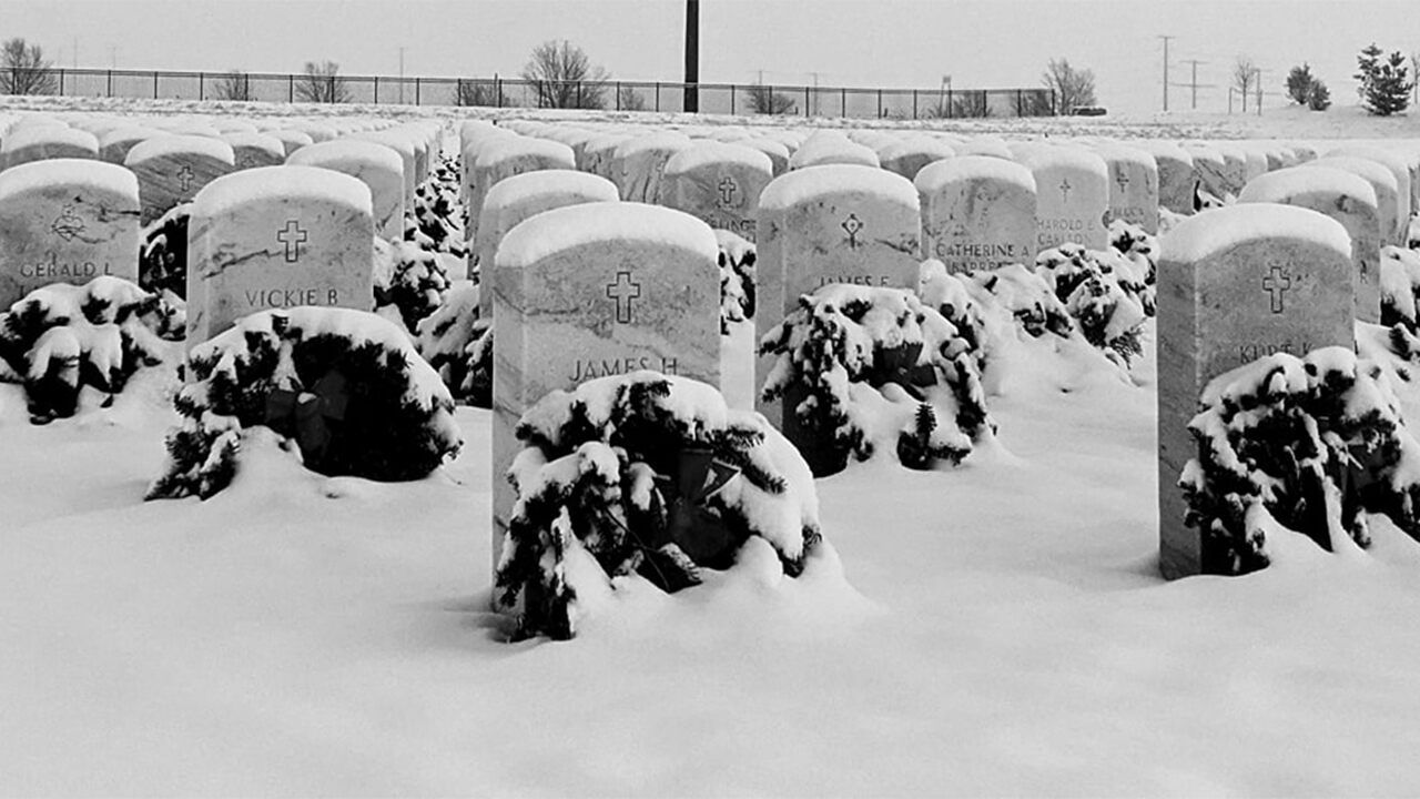 Colorado Air Force veteran's funeral draws hundreds of