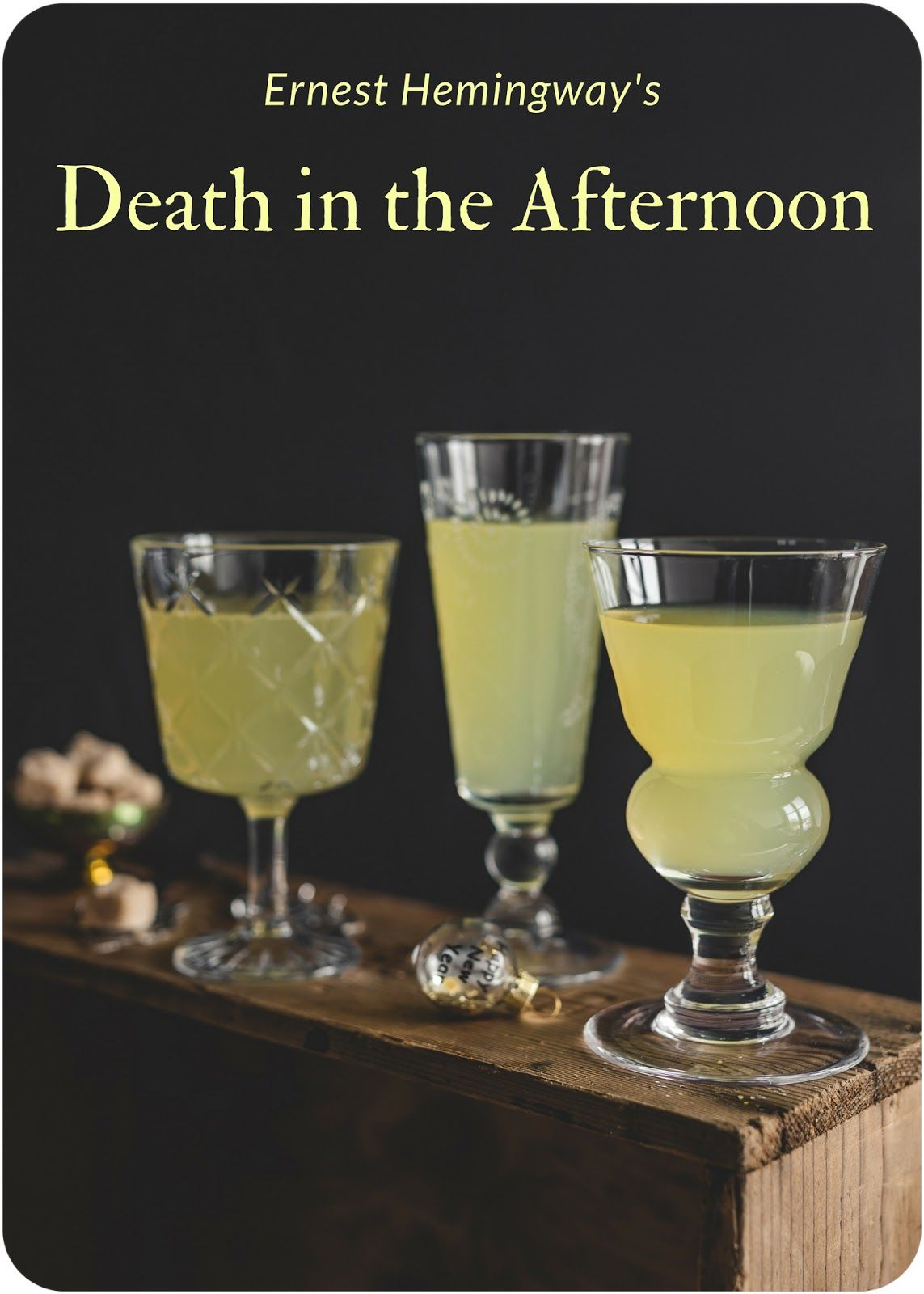Death in the Afternoon ~ Tod am Nachmittag | Chefkoch ♥ Foodblogger ...