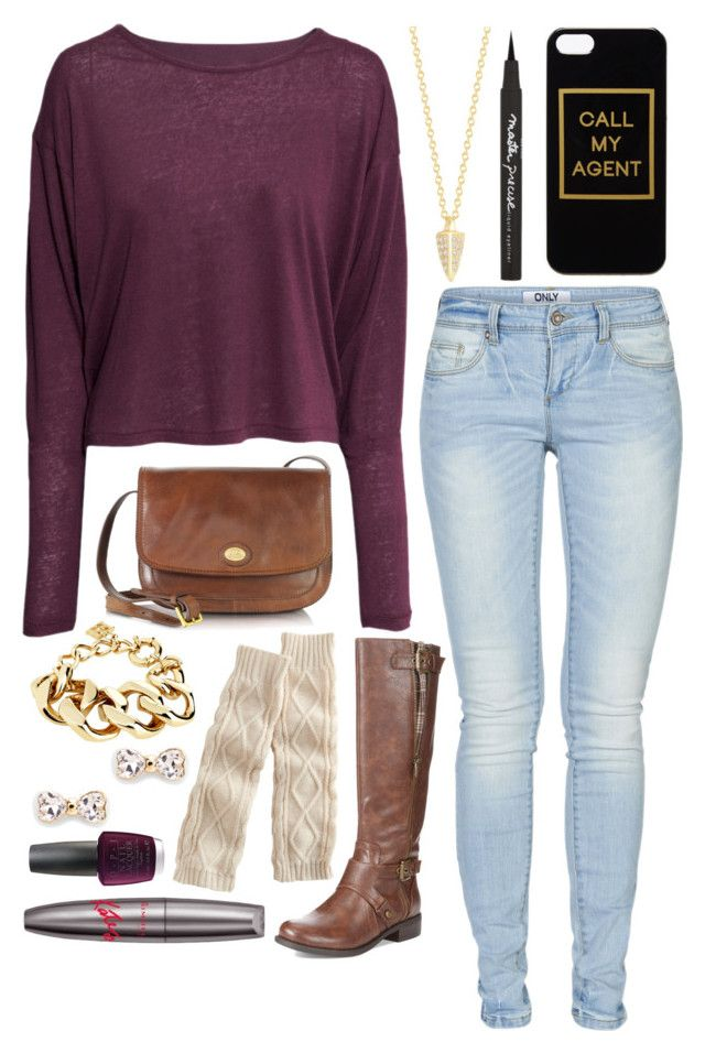 """Sooo not ready for school tomorrow?"" by itsfashion-5ever ❤ liked on Polyvore"