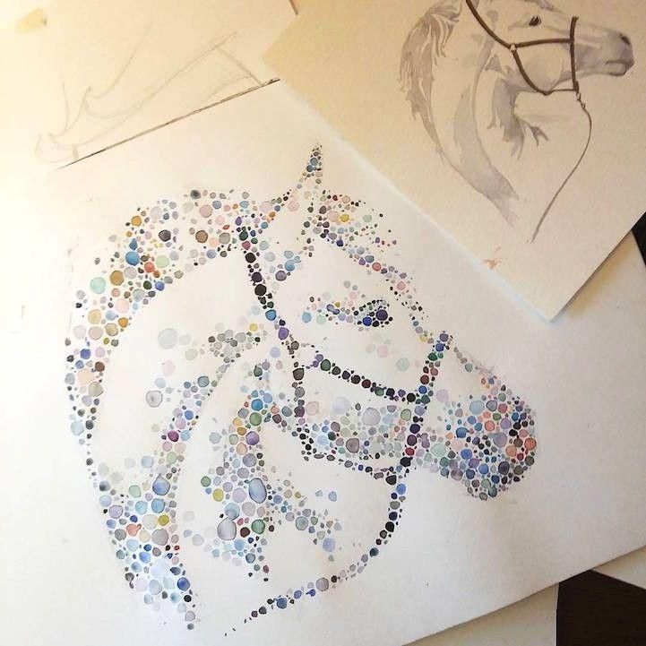 Galería | Majestuosas ilustraciones de animales
