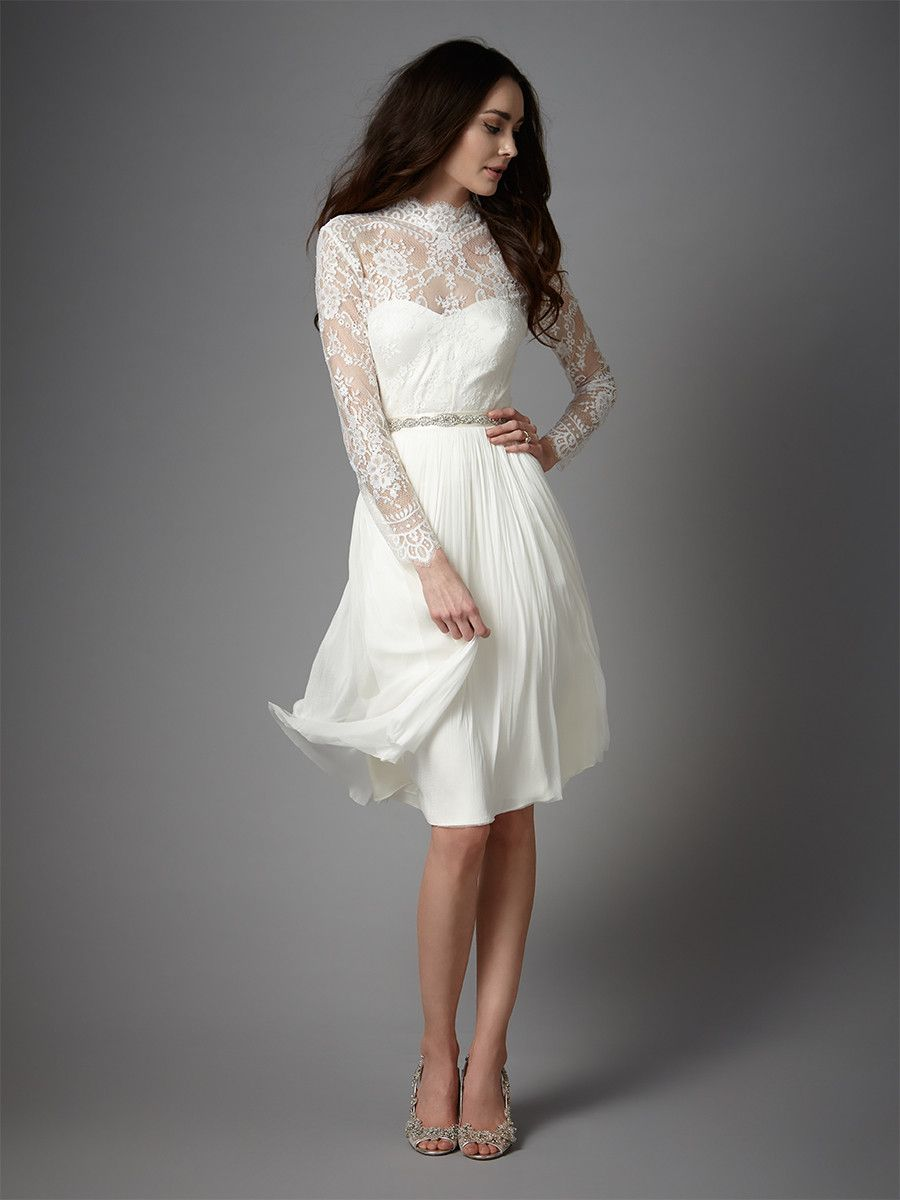 Cut From Catherine Deanes Signature Draped Silk Chiffon The Skirt