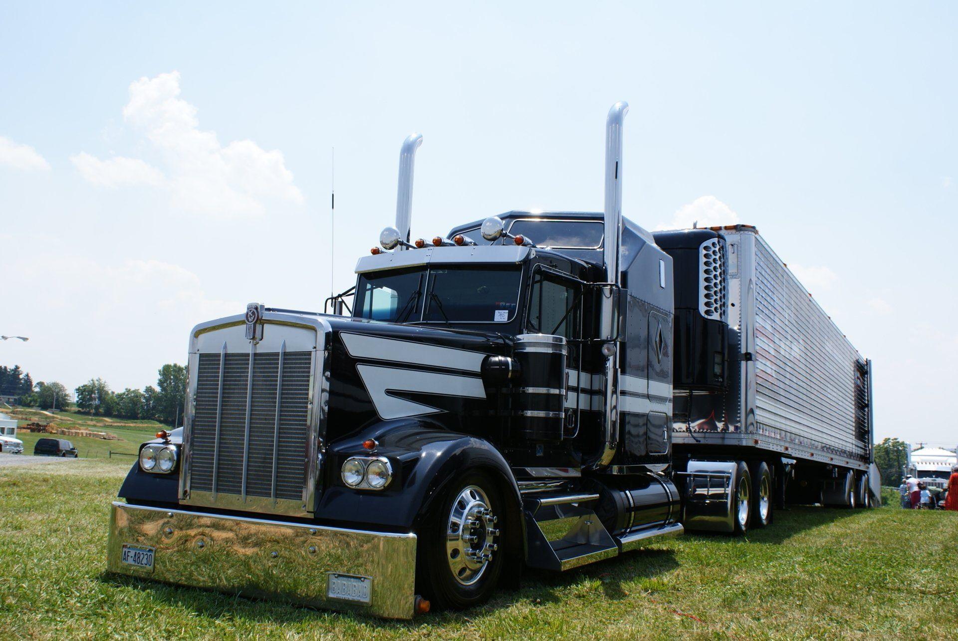 Trucks Kenworth 1080p Wallpaper Hdwallpaper Desktop Lugares
