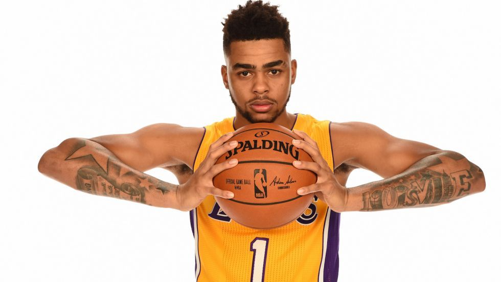 Image Result For Star Tattoo Dangelo Russell Tattoos