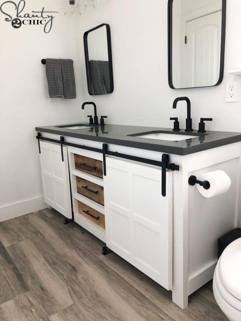 Photo of DIY Bathroom Vanity