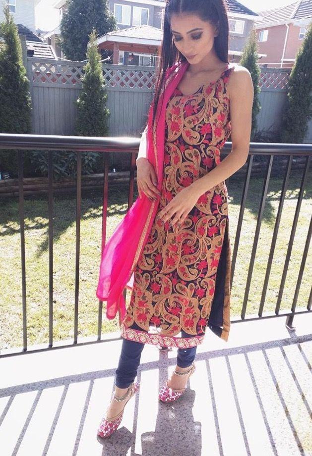 Pinterest: @pawank90   Punjabi outfits