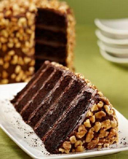 Claim Jumper Chocolate Motherlode Cake Frosting Recipe