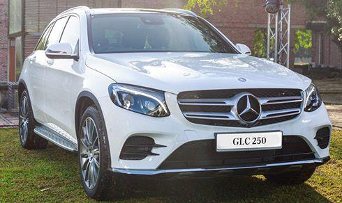 Giá Xe Mercedes GLC 250 - 0945 777 077: MERCEDES GLC 250 4MATIC RA MẮT THỊ TRƯỜNG MALAYSIA VỚI GIÁ 75.000 USD
