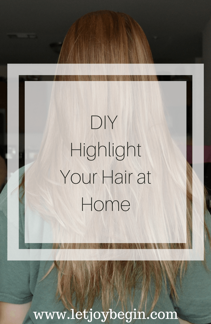 How i save 100 on hair highlights highlighted hair bronde diy highlight your hair at home hair highlights hair dye save money solutioingenieria Choice Image