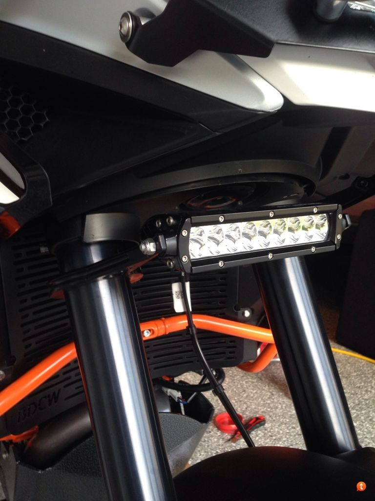 Motorcycle Led Light Bar