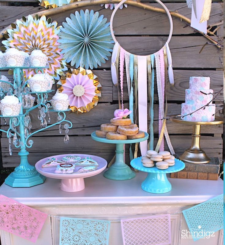 Boho Sweet 16 Birthday Party By Laura Aguirre
