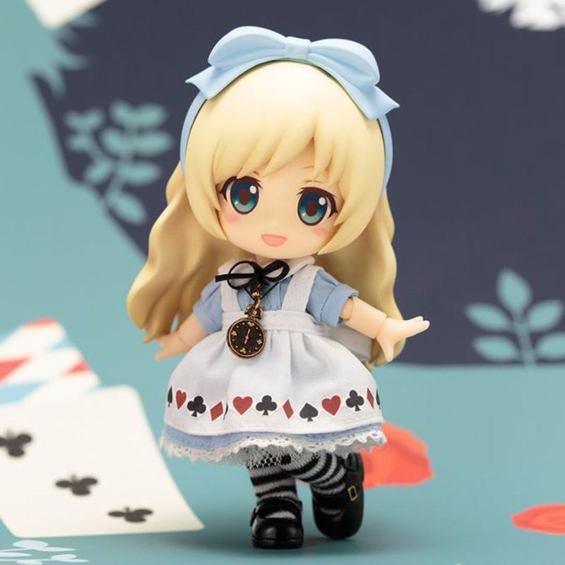 Cu-poche Friends ALICE Action Figure Kotobukiya NEW from Japan F//S