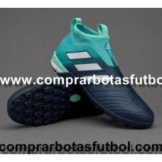 sneakers for cheap 5c71b 52b39 Rebajas Botas De Futbol Adidas ACE Tango 17+ Purecontrol TF Agua Blanco  Tinta Oscura
